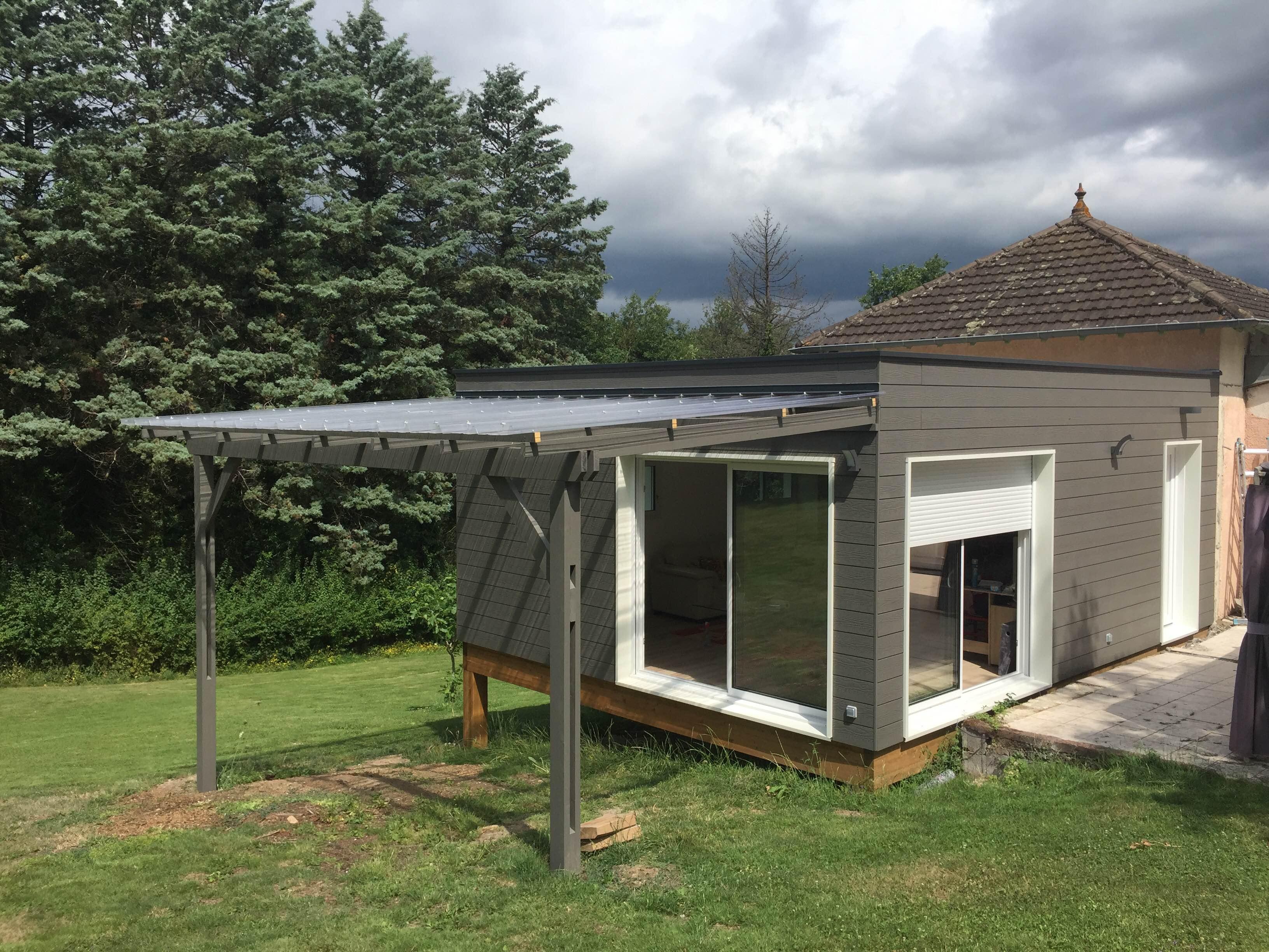 Entretien maison ossature bois cheap affordable maison en for Entretien facade maison